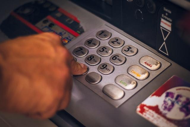 Bild Förde Sparkasse Geldautomat