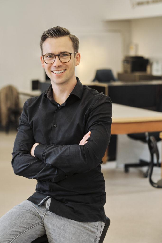 Gerrit Jochims unterstützt Sie im Team IdeaChamp auf Ihrem Weg in eine innovative Zukunft.