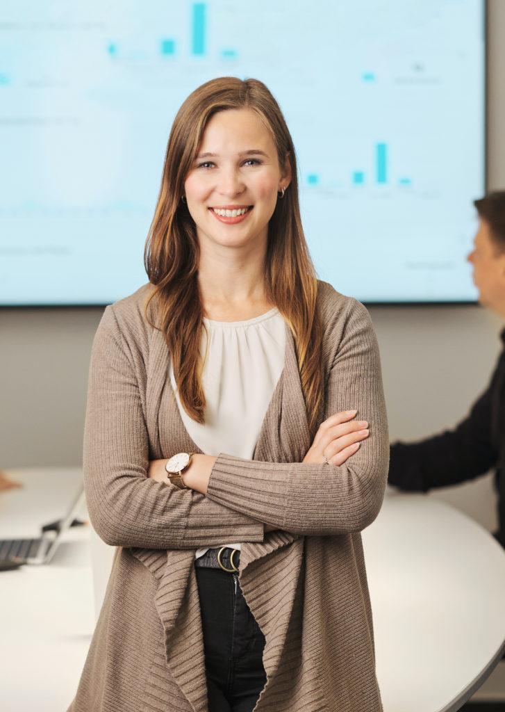 Laura Röseberg begleitet Sie als Team IdeaChamp auf Ihrem Weg in eine innovative Zukunft.